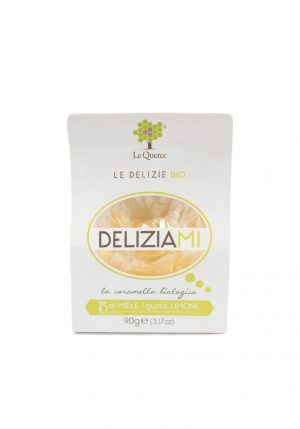 Organic Candies with Honey and Lemon -Sweets, Treats & Snacks - Buon'Italia