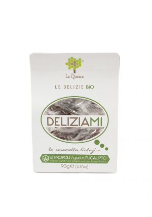 Organic Candies with Honey and Eucalyptus - Sweets, Treats & Snacks - Buon'Italia