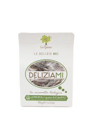 Organic Candies with Honey and Eucalyptus -Sweets, Treats & Snacks - Buon'Italia