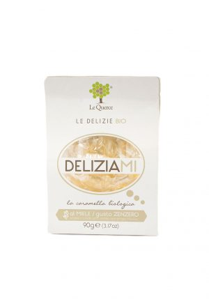 Organic Candies with Honey and Ginger - Sweets, Treats & Snacks - Buon'Italia