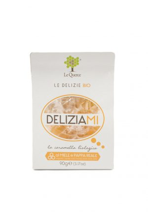 Organic Candies with Honey and Royal Jelly - Sweets, Treats & Snacks - Buon'Italia