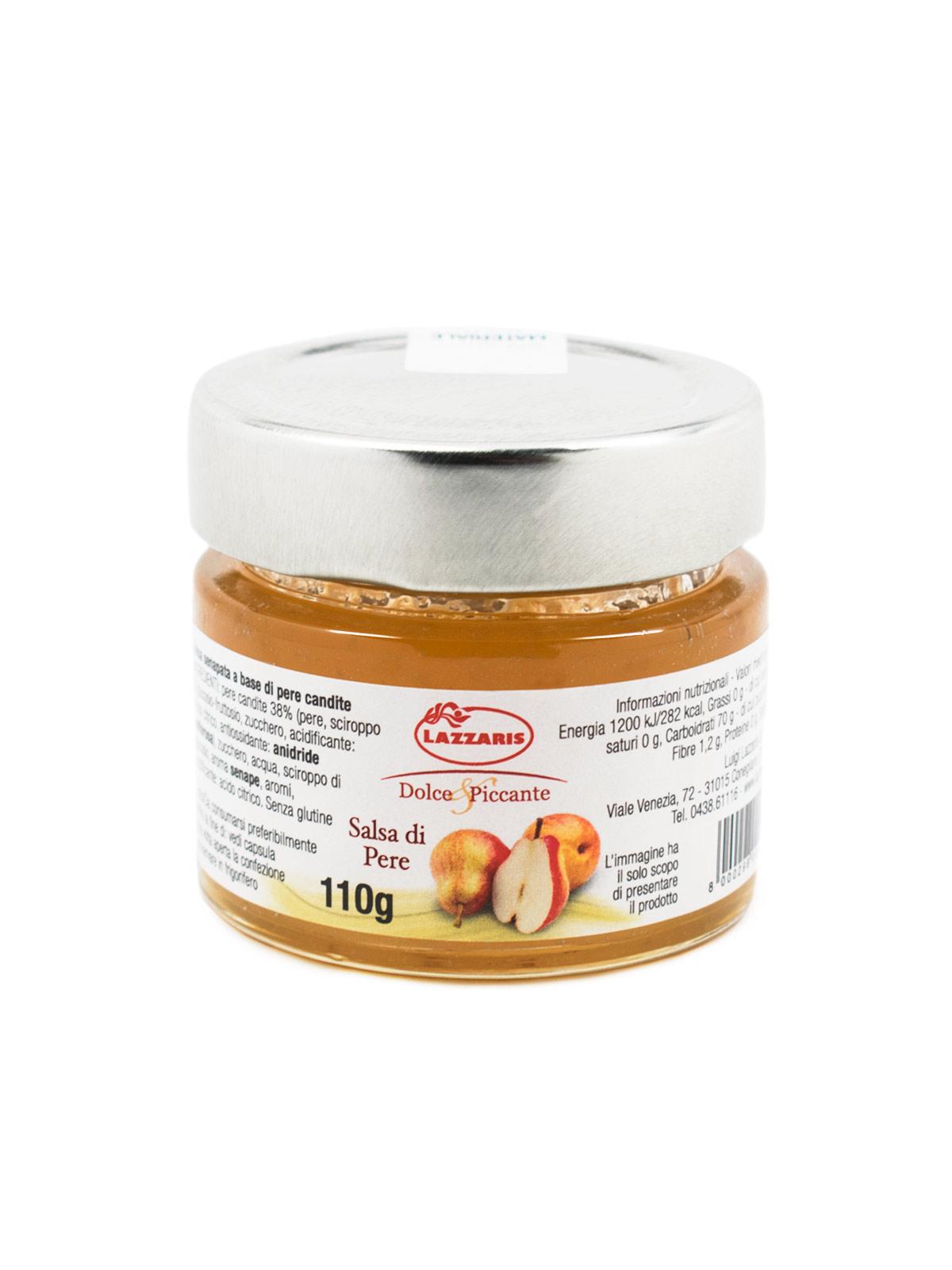 Pear Sauce - Pantry - Buon'Italia