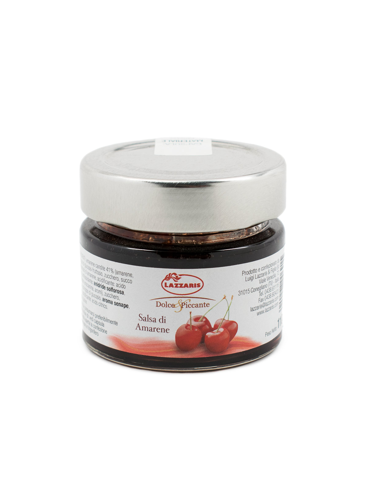 Black Cherry Sauce - Pantry - Buon'Italia