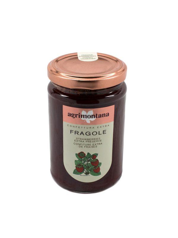 Strawberry Preserves - Pantry - Buon'Italia