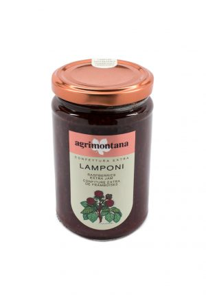 Raspberry Preserves - Pantry - Buon'Italia