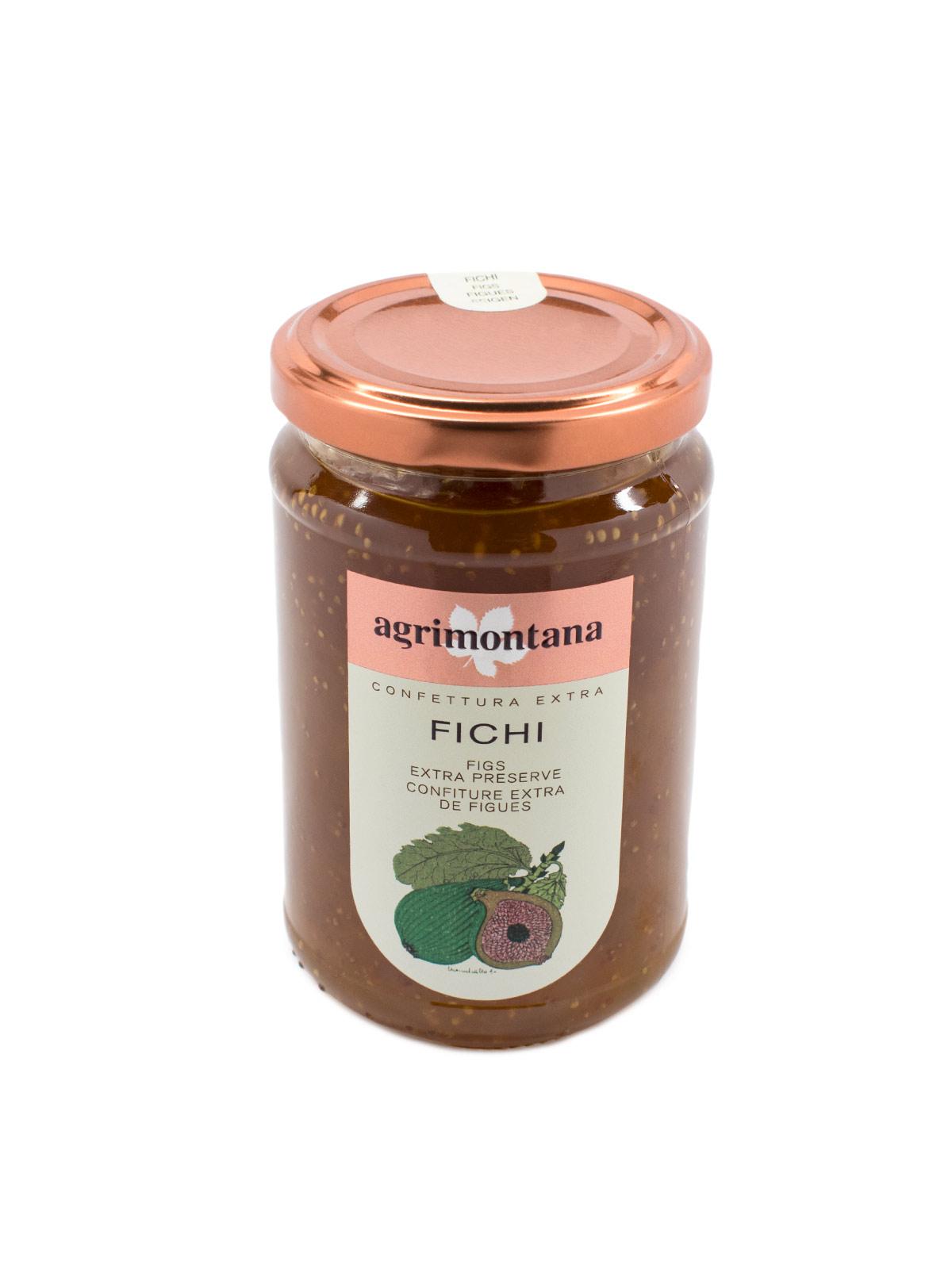 Fig Preserves - Pantry - Buon'Italia