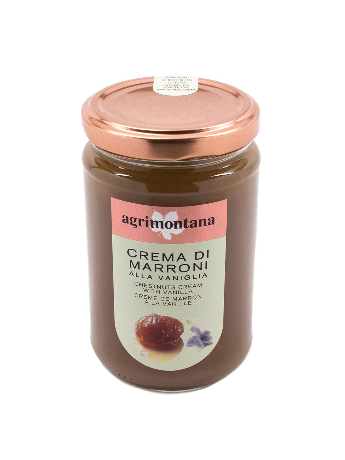 Chestnut Cream - Pantry - Buon'Italia