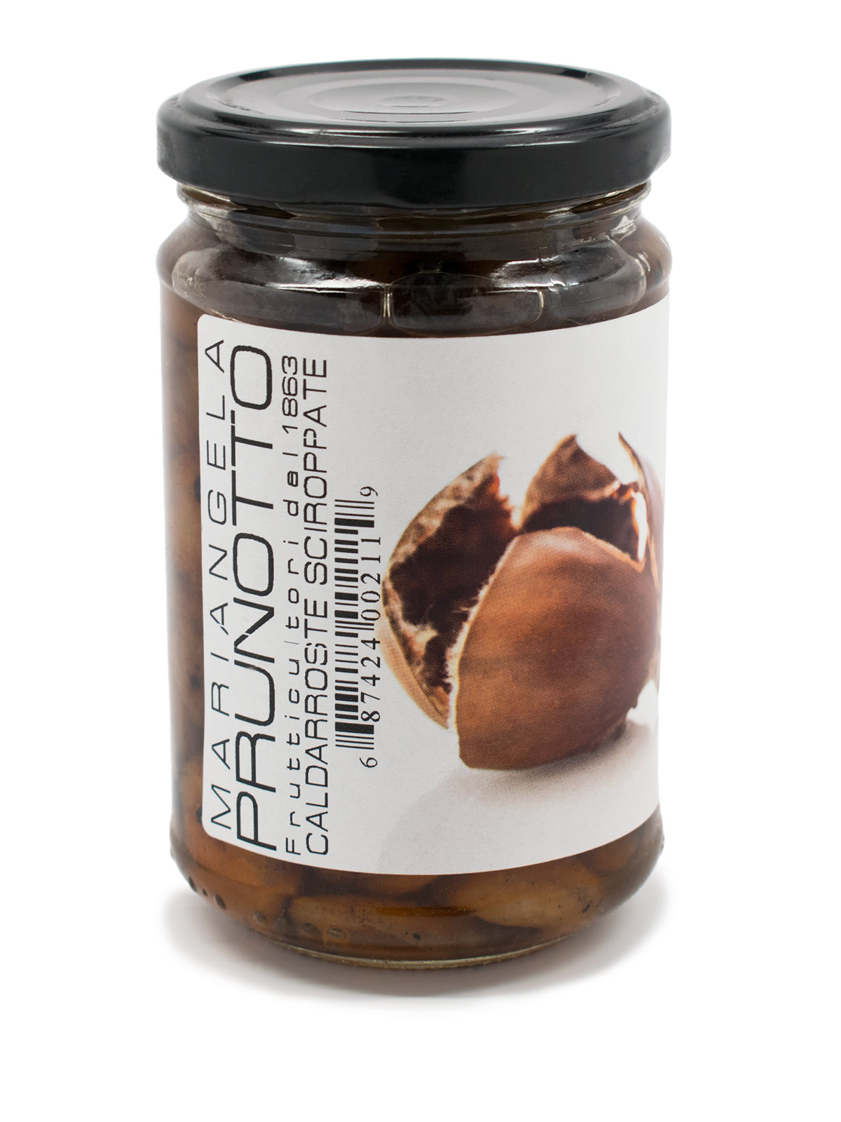 Roasted Chestnut in Syrup - Baking Essentials - Buon'Italia