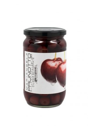 Cherries in Syrup - Baking Essentials - Buon'Italia