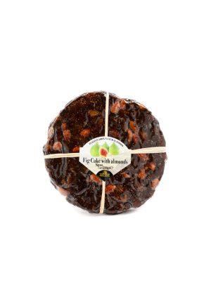 Fig Cake with Almonds - Sweets, Treats & Snacks - Buon'Italia