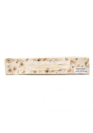 Crunchy Hazelnut Torrone - Sweets, Treats & Snacks - Buon'Italia
