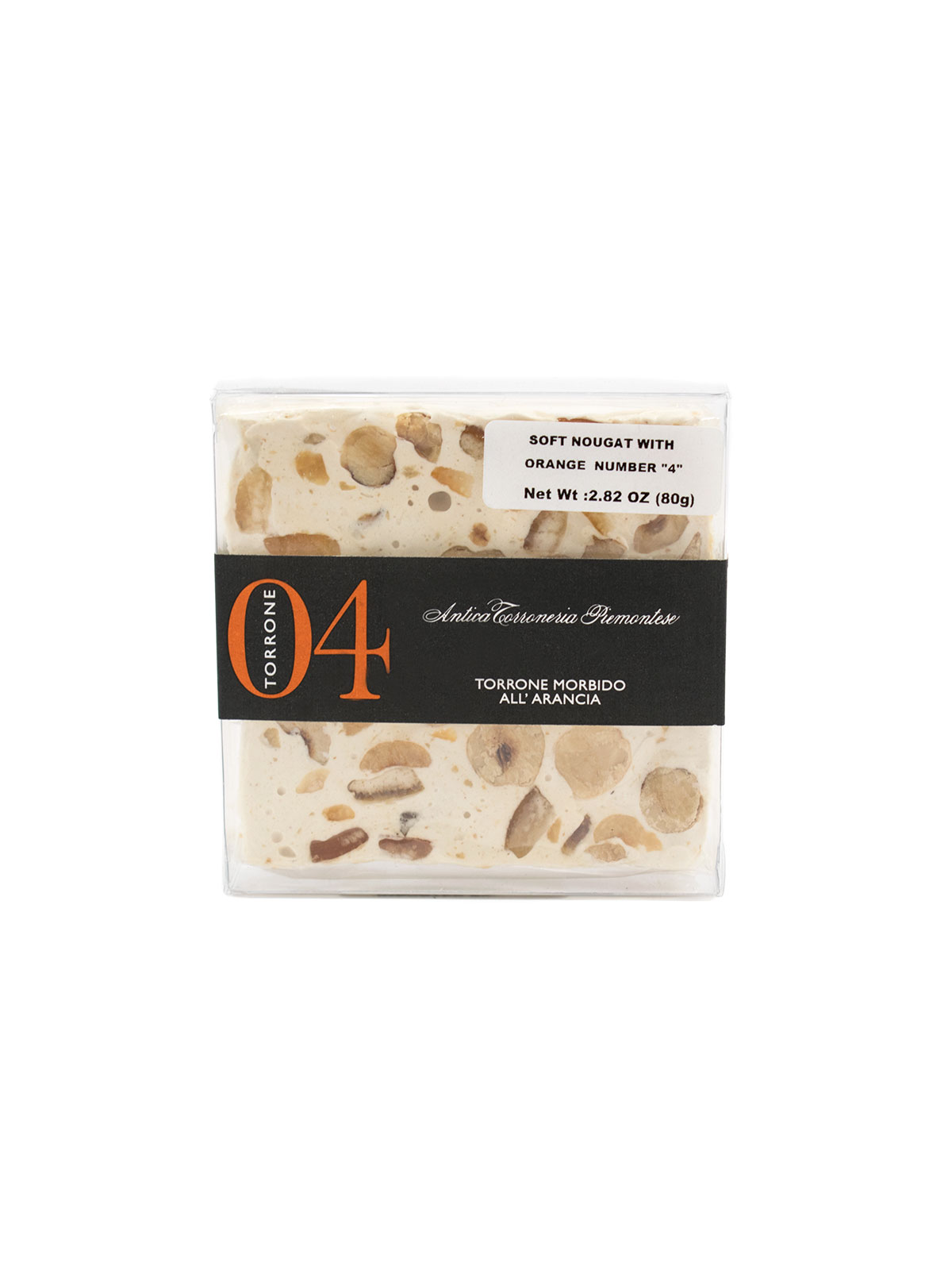 Soft Torrone with Orange - Sweets, Treats & Snacks - Buon'Italia