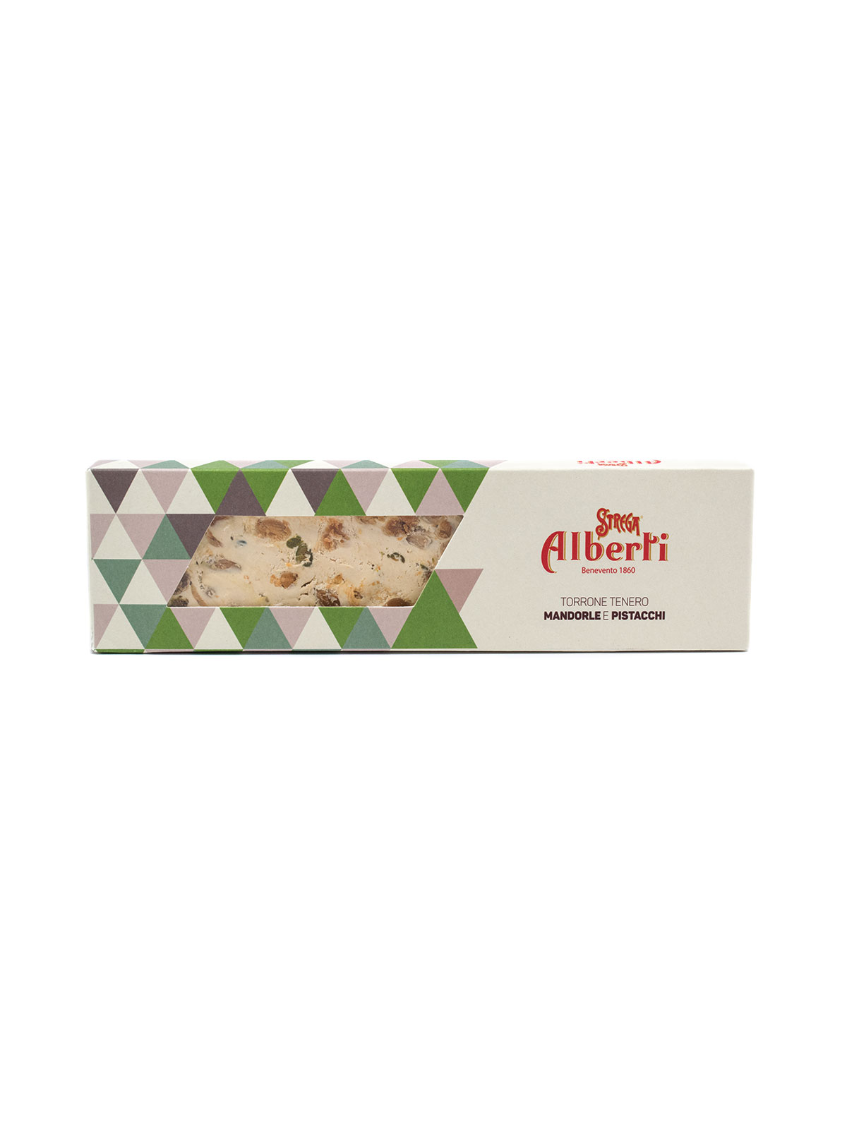 Soft Nougat with Almond and Pistachio - Sweets, Treats & Snacks - Buon'Italia