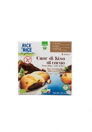Cuor di Riso with Cocoa Cream - Pantry - Buon'Italia