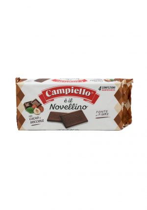 Moresko Chocolate and Hazelnut Novellino - Sweets, Treats & Snacks - Buon'Italia