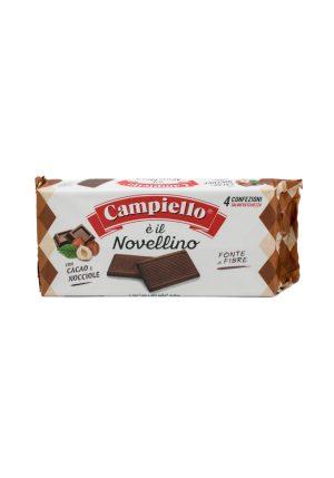 Moresko Chocolate and Hazelnut Novellino - Sweets, Treats & Snacks - Buon'Italia