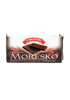 Moresko Chocolate Novellini - Sweets, Treats & Snacks - Buon'Italia