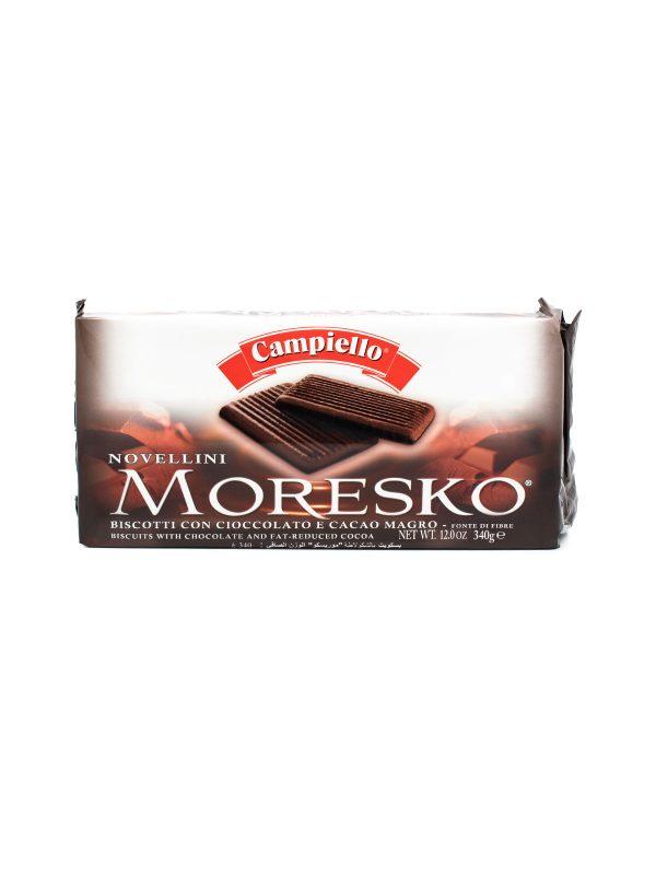 Moresko Chocolate Novellini - Sweets, Treats & Snacks - Buon'Italia