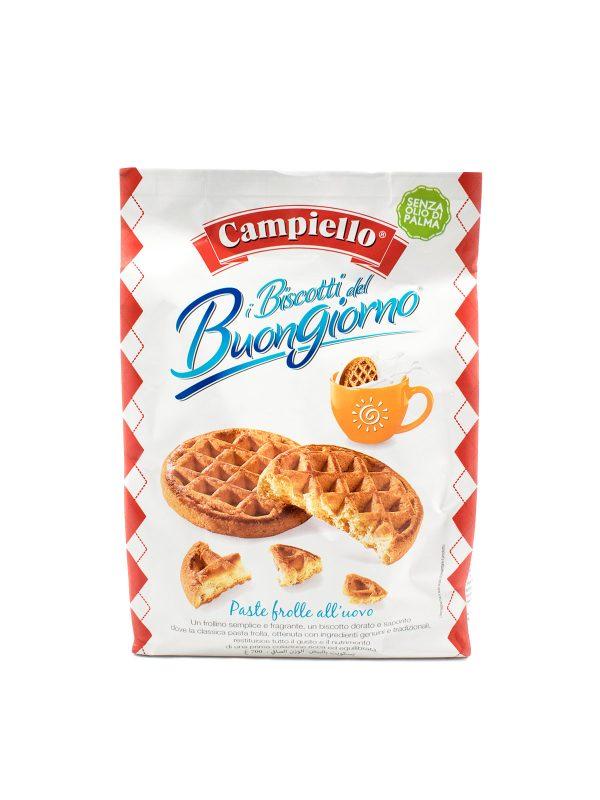 I Biscotti del Buongiorno Paste Frolle all'Uovo - Sweets, Treats & Snacks - Buon'Italia
