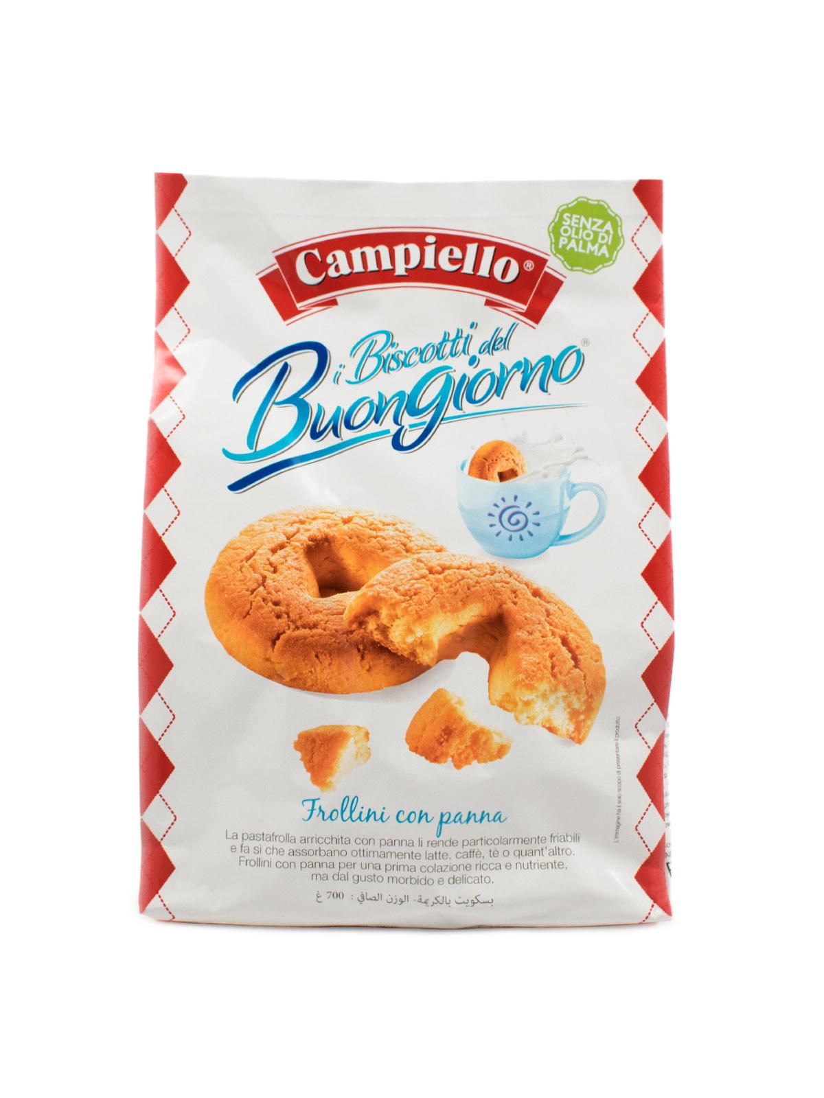 Frollino con Panna - Sweets, Treats, & Snacks - Buon'Italia