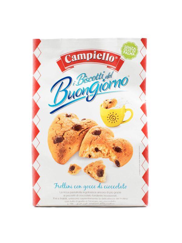 Frollino Gocce di Cioccolato - Sweets, Treats & Snacks - Buon'Italia