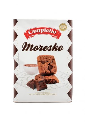 Moresko Chocolate Biscotti - Sweets, Treats, & Snacks - Buon'Italia