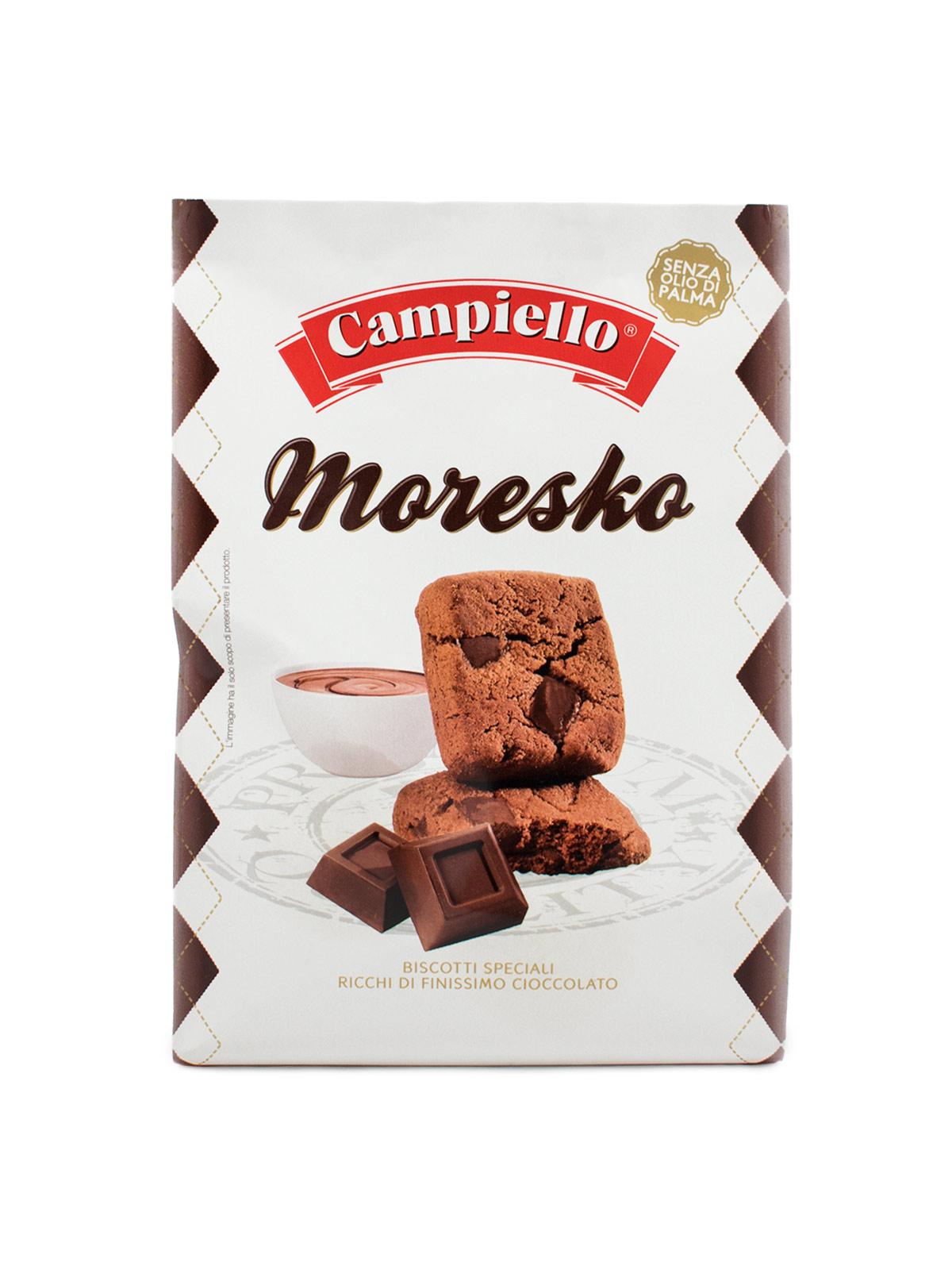 Moresko Chocolate Biscotti - Sweets, Treats, & Snacks - Buon'Italia