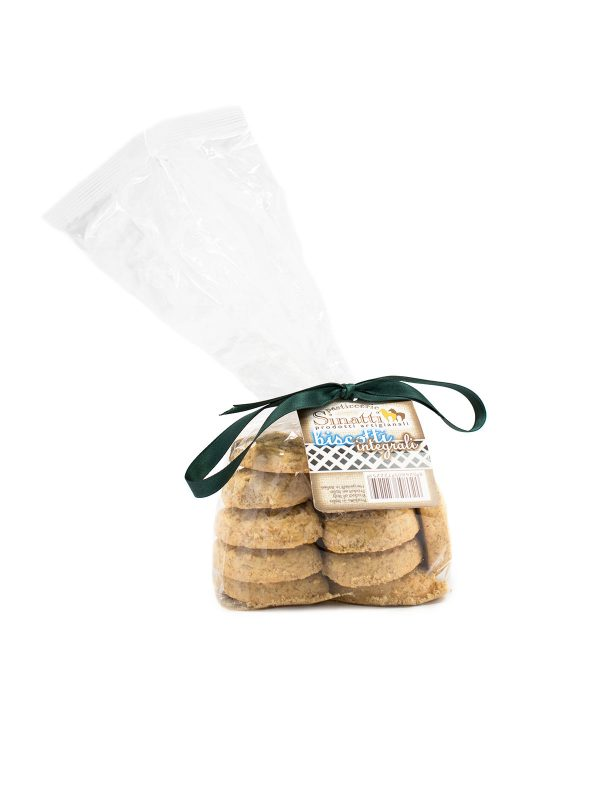 Biscotti Integrali - Sweets, Treats & Snacks - Buon'Italia