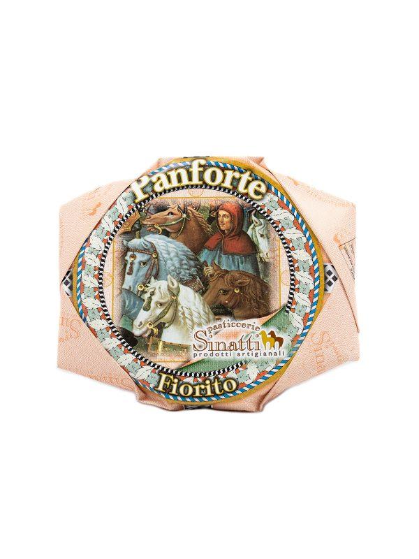 Panforte Fiorito - Sweets, Treats & Snacks - Buon'Italia
