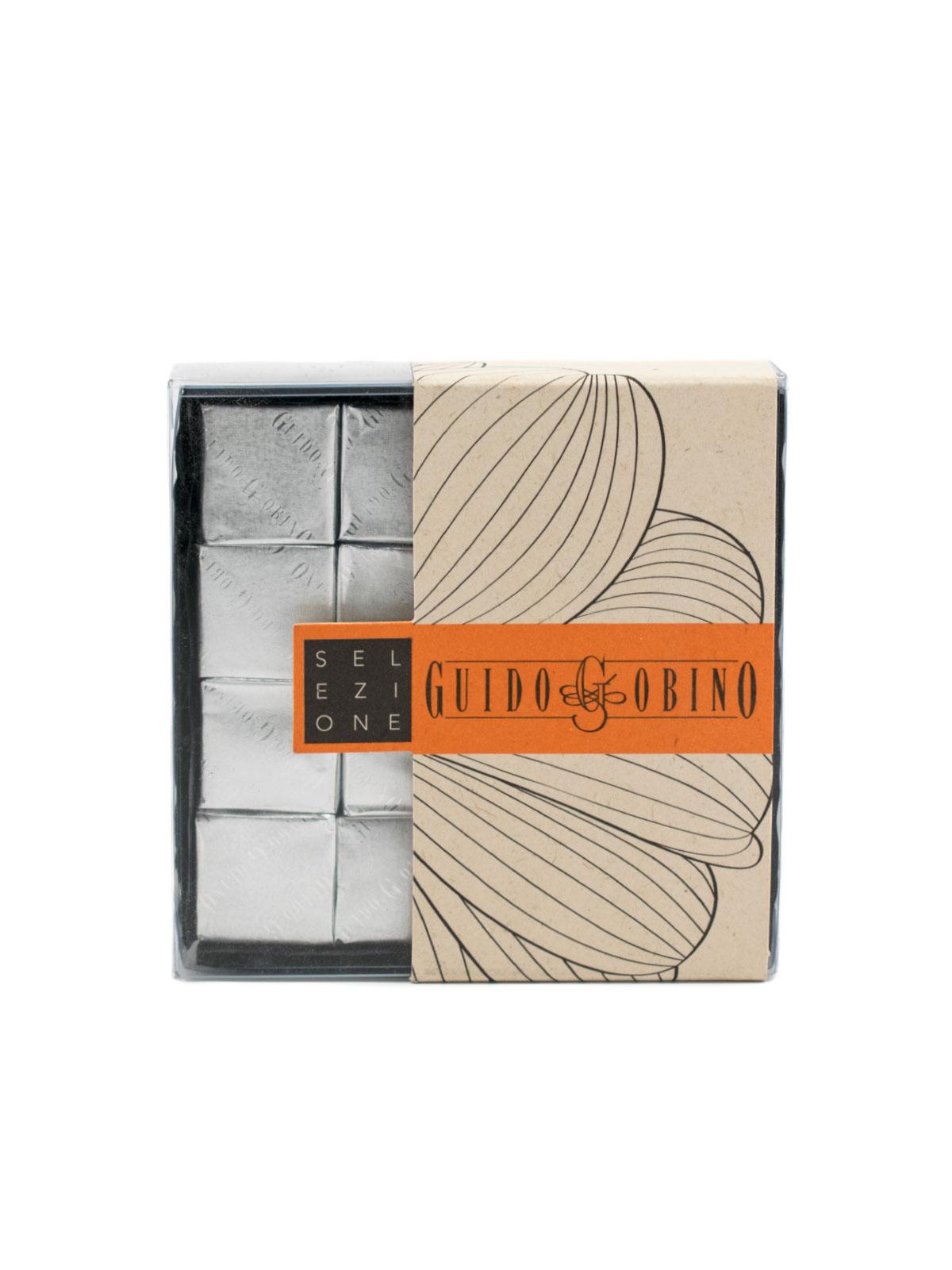 Mini Square Salted Cremino Chocolate - Sweets, Treats & Snacks - Buon'Italia