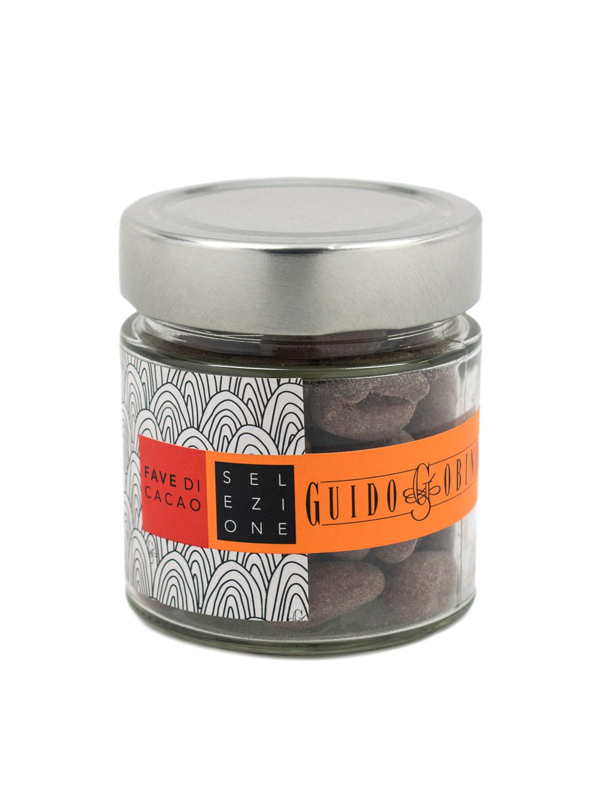 Chocolate Covered Cacao Beans - Sweets, Treats & Snacks - Buon'Italia