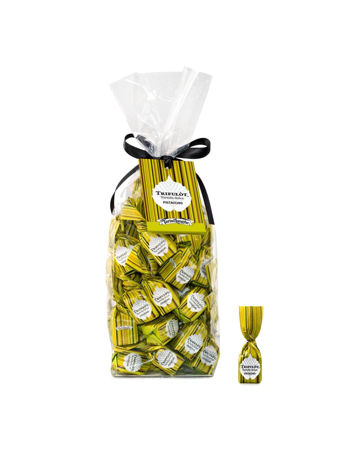 Trifulòt Pistachio Sweet Truffle - Sweets, Treats & Snacks - Buon'Italia