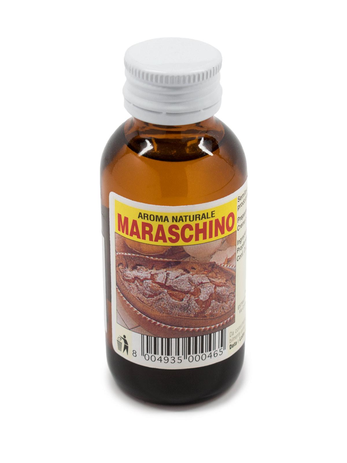 Maraschino Flavoring - Baking Essentials - Buon'Italia