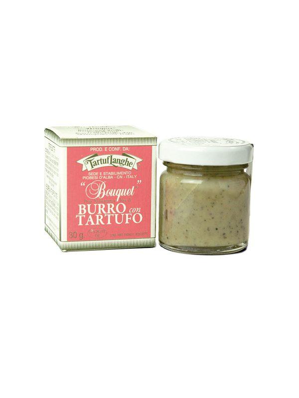 Burro al Tartufo Nero - Truffles - Buon'Italia