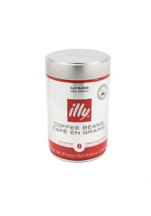 Illy Medium Roast Whole Bean Coffee - Beverages - Buon'Italia