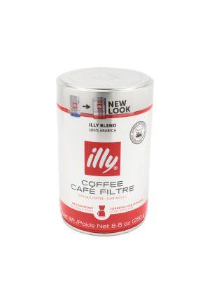 Illy Medium Roast Ground Coffee - Beverages - Buon'Italia