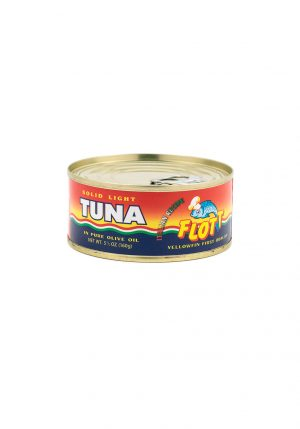 Canned Solid Light Tuna in Olive Oil - Seafood - Buon'Italia