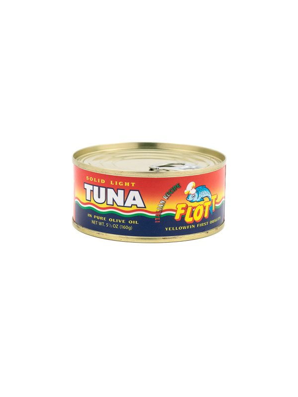 Canned Solid Light Tuna in Olive Oil - Seafood - Buon'Italia