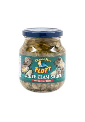 White Clam Sauce - Seafood - Buon'Italia