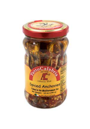 Spiced Anchovies - Seafood - Buon'Italia