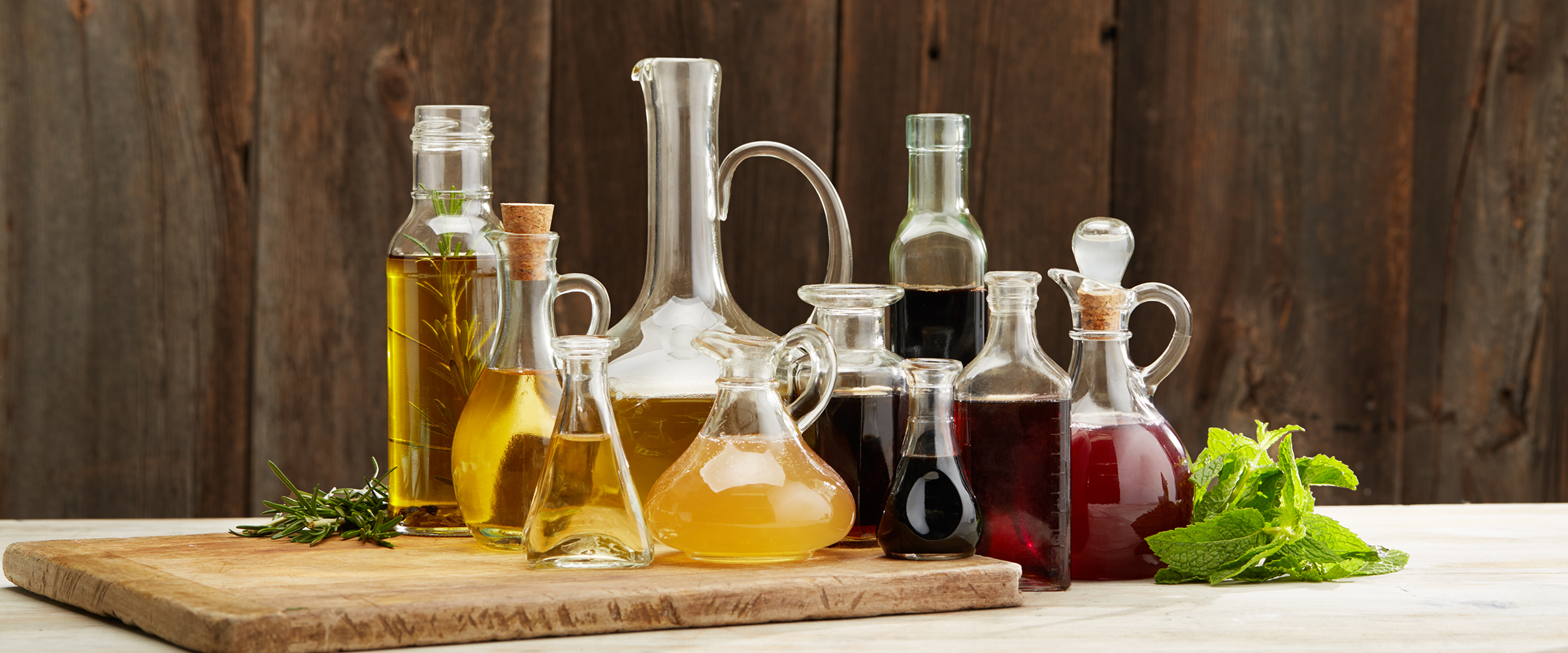 Oil & Vinegars