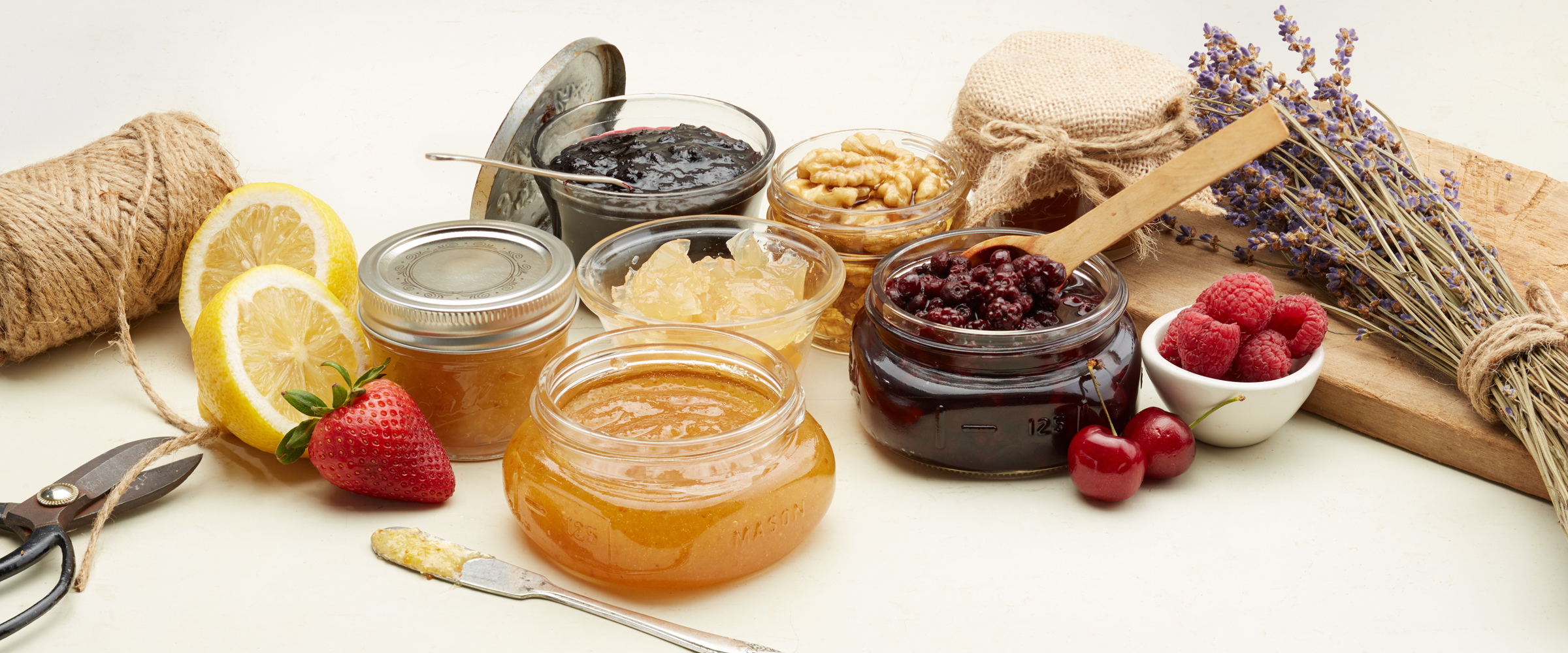 Spreads, Jams & Preserves