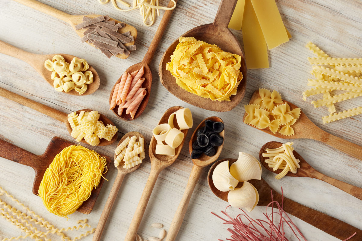 Pasta for every recipe